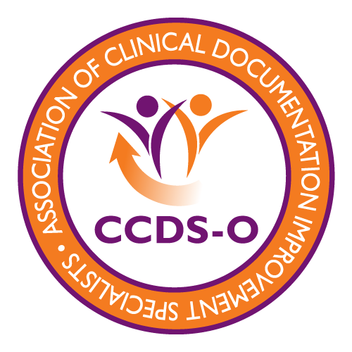 ACDIS Is Currently Developing The Certified Clinical Documentation Specialist Outpatient CCDS O To Provide A Trusted Baseline Of Competency For CDI In